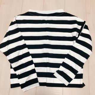 ユニクロ(UNIQLO)のユニクロ ボーダー(Tシャツ(長袖/七分))
