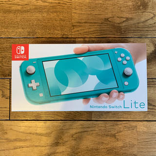 Nintendo Switch - Nintendo Switch Lite ターコイズ 本体