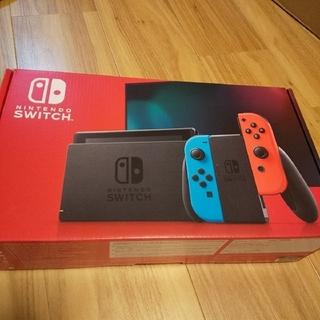 Nintendo Switch - Nintendo switch ネオン 新品