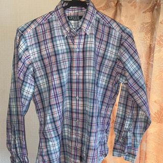ポロラルフローレン(POLO RALPH LAUREN)のポロラルフローレンボタンダウンシャツ(Tシャツ(長袖/七分))