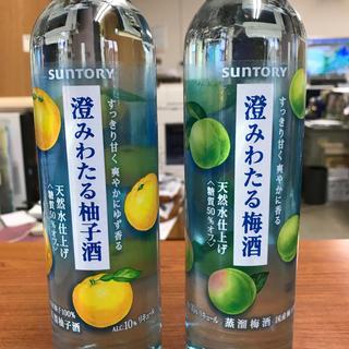 サントリー(サントリー)のサントリー梅酒セット(リキュール/果実酒)