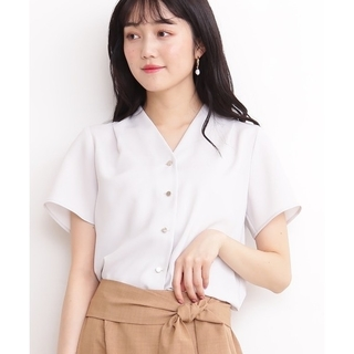 N.Natural Beauty Basic ガルーダドビークロスシャツ