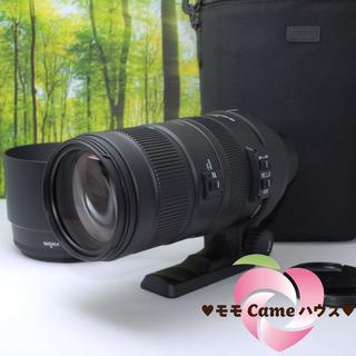 シグマ(SIGMA)の【少々難あり】ニコン用シグマ 120-400mm☆836-2(レンズ(ズーム))