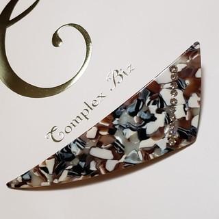 Complex Biz - 新品 コンプレックスビズ Rumi さんコラボ バレッタ