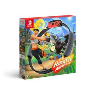 Nintendo Switch - Switch リングフィットアドベンチャー