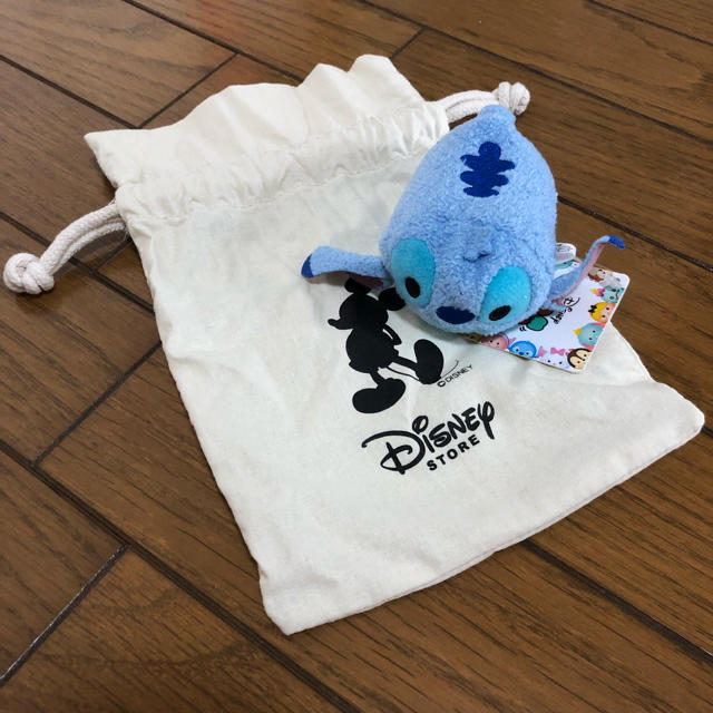 Disney(ディズニー)のツムツム 4点セット エンタメ/ホビーのおもちゃ/ぬいぐるみ(キャラクターグッズ)の商品写真