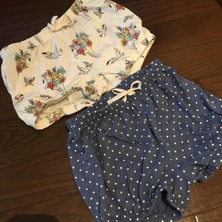 ギャップキッズ(GAP Kids)のGAP 短パン 2セット(Tシャツ/カットソー)