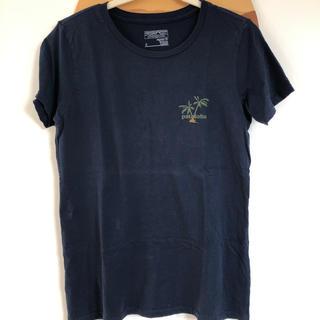 パタゴニア(patagonia)のPatagonia パタロハTシャツ ハワイ限定 ネイビー(Tシャツ(半袖/袖なし))