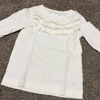 エーキャンビー(A CAN B)のAcanB エーキャンビー 長袖Tシャツ 100cm トップス(Tシャツ/カットソー)
