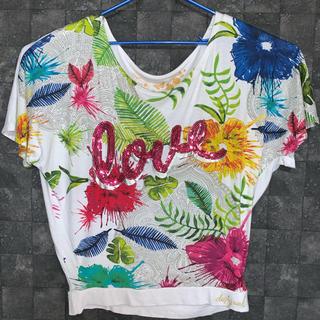 デシグアル(DESIGUAL)のDesigual(デシグアル)TシャツMサイズ(Tシャツ(半袖/袖なし))