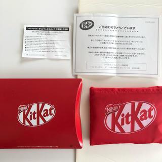 Nestle - キットカット エコバッグ 当選品 香取慎吾