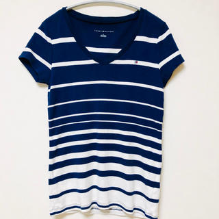 TOMMY HILFIGER - トミーヒルフィガー レディース カットソー Tシャツ
