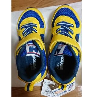 mikihouse - 新品ミキハウスシューズ靴17.0運動靴スニーカー