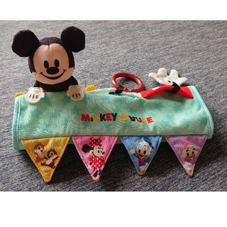 Disney - ミッキー*ベビーカー*フロントカバー💓
