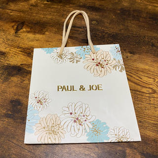 ポールアンドジョー(PAUL & JOE)のポールアンドジョー 紙袋(ショップ袋)