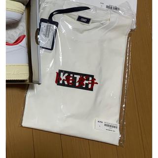 Supreme - kith Tokyo トモダチ T  白 Lサイズ