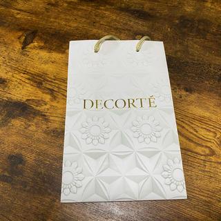 コスメデコルテ(COSME DECORTE)のコスメデコルテ 紙袋(ショップ袋)