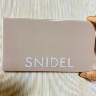 スナイデル(snidel)のSNIDEL メイクパレット【Sweet付録】(コフレ/メイクアップセット)