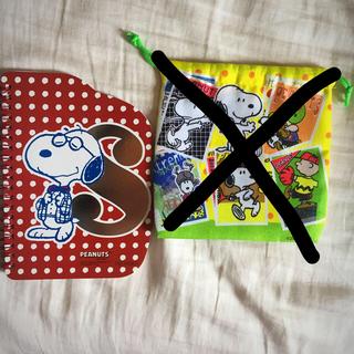 スヌーピー(SNOOPY)のSNOOPY  リングノート、巾着袋(ノート/メモ帳/ふせん)