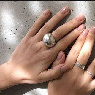 マウジー(moussy)のmoussy シルバーリング(リング(指輪))