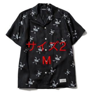 WACKO MARIA - WACKO MARIA × MINEDENIM Hawaiian Shirt