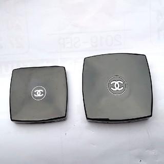 シャネル(CHANEL)のシャネル フェイスパウダーとアイシャドウ(フェイスパウダー)