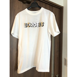 Drawer - ボーダーズアットバルコニー ロゴTシャツ
