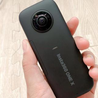 美品 insta360  onex   360度カメラ 電池3つ付属
