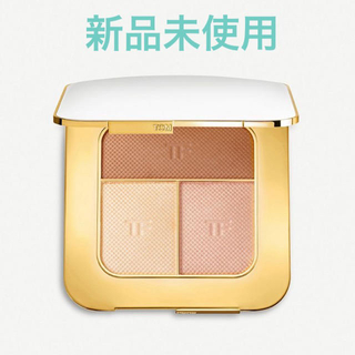 TOM FORD - 新品♡ Tom Ford ソレイユ コントゥーリング コンパクト 03A バスク