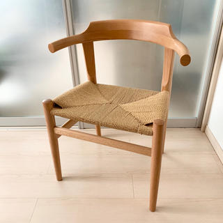 pp68 リプロダクト ダイニングチェア ウェグナー ペーパーコード 椅子