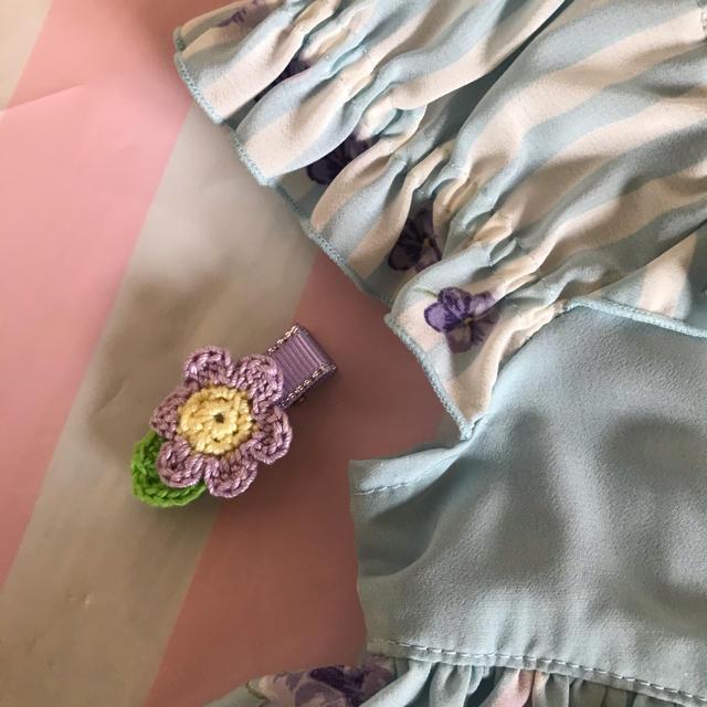 Shirley Temple(シャーリーテンプル)のシャーリーテンプル 鳥籠 キッズ/ベビー/マタニティのキッズ服女の子用(90cm~)(ワンピース)の商品写真