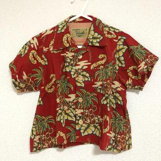 ベベ(BeBe)のBEBE WASK アロハシャツ(Tシャツ/カットソー)