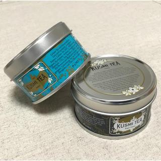 ディーンアンドデルーカ(DEAN & DELUCA)のKUSMI TEA  2缶セット 未開封(茶)