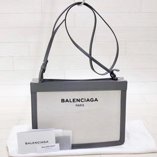 Balenciaga - ☆美品・希少カラー☆ バレンシアガ BALENCIAGA ネイビー ポシェット