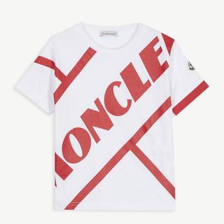 モンクレール(MONCLER)のモンクレール キッズ MONCLER  14A Tシャツ 新品未使用(Tシャツ(半袖/袖なし))
