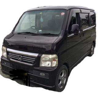 ホンダ(ホンダ)のバモス L 4WD ターボ 平成20年  車検33年2月 2オーナー(車体)