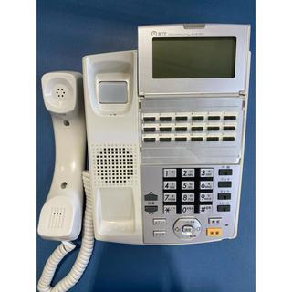 NX-(18)STEL-(1)(W) NTT 18ボタン電話機(OA機器)