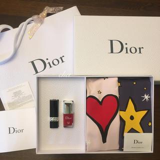 Dior - 新品未使用♡非売品 Dior ディオール トラベル バッグ ギフトセット
