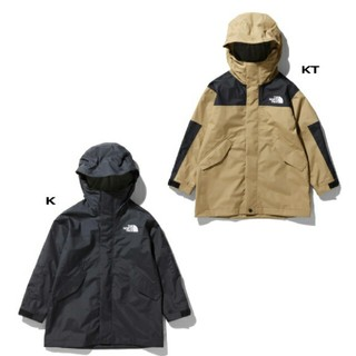 THE NORTH FACE - THE NORTH FACE  kids  マウンテンレインコート 140