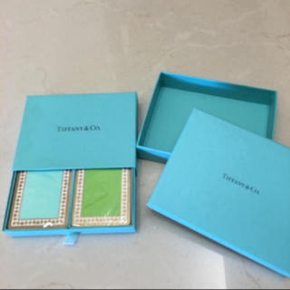 ティファニー(Tiffany & Co.)のティファニー🌺トランプ‼️新品⭐️未使用です‼️(トランプ/UNO)