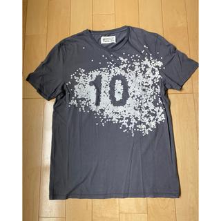マルタンマルジェラ(Maison Martin Margiela)のマルジェラマルジェラ メンズTシャツ グレー(Tシャツ/カットソー(半袖/袖なし))