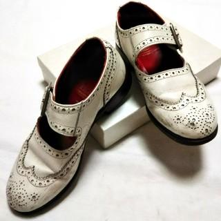 トリッカーズ(Trickers)のTrickers トリッカーズ 23㎝  メリージェーン(ローファー/革靴)