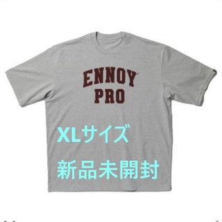 ワンエルディーケーセレクト(1LDK SELECT)のENNOY PRO TEE GREY XL 1LDK スタイリスト私物(Tシャツ/カットソー(半袖/袖なし))