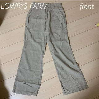 レプシィムローリーズファーム(LEPSIM LOWRYS FARM)のワイドパンツ(カジュアルパンツ)