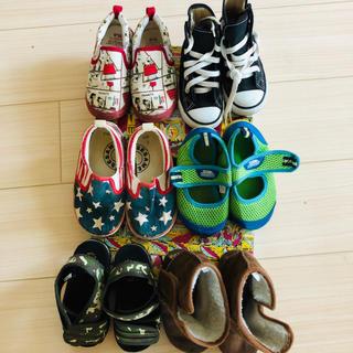 コンバース(CONVERSE)のキッズ  靴 まとめ売り(スニーカー)