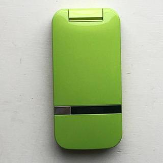 シャープ(SHARP)のSoftbank 202SH グリーン(携帯電話本体)