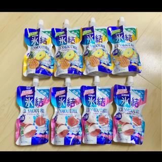 キリン(キリン)の氷結 アイススムージー ライチ パイナップル キリン(リキュール/果実酒)