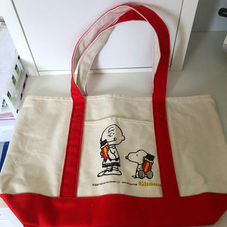 SNOOPY - SNOOPY  トートバッグ(エコバッグ)