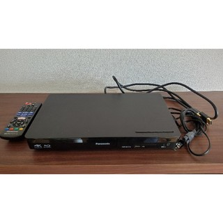 パナソニック(Panasonic)のPanasonicパナソニック 3D対応Blu-ray DVDプレーヤー(ブルーレイプレイヤー)