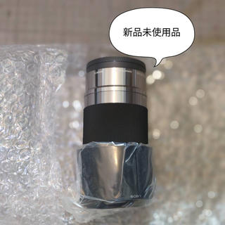 SONY - 新品未使用 sel55210  ズームレンズ